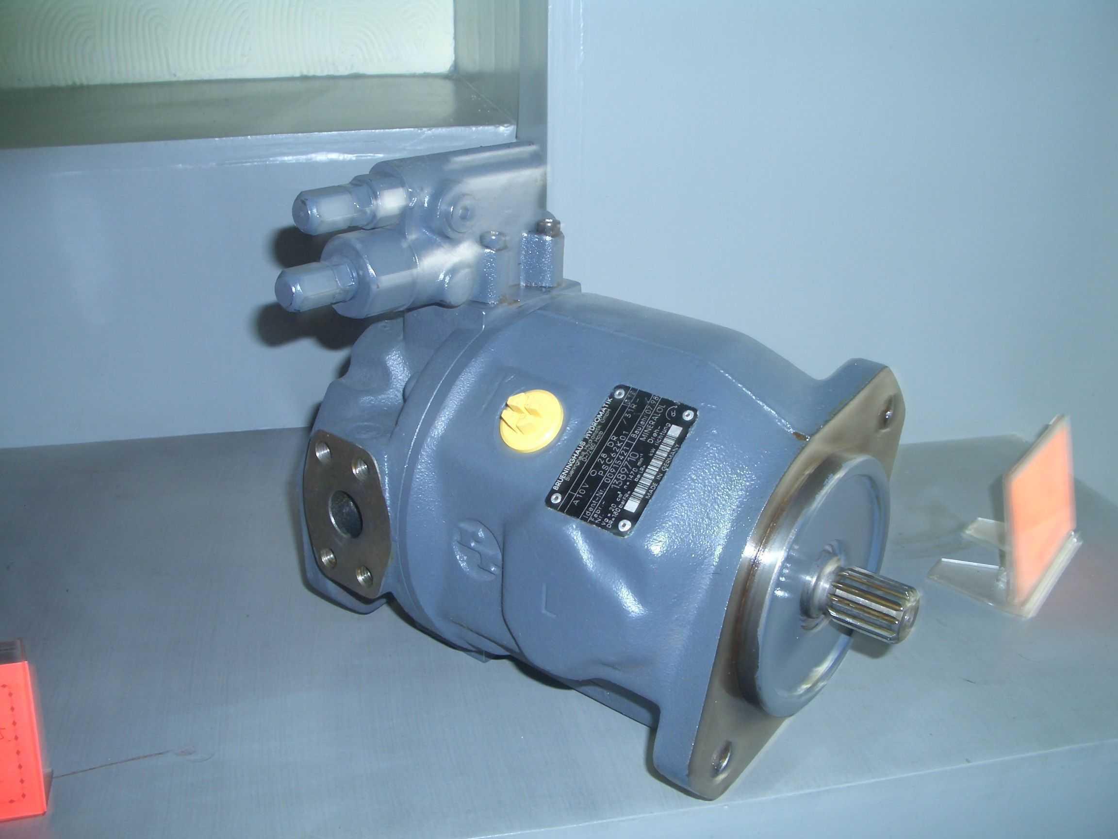 供应A10V系列高压柱塞液压油泵