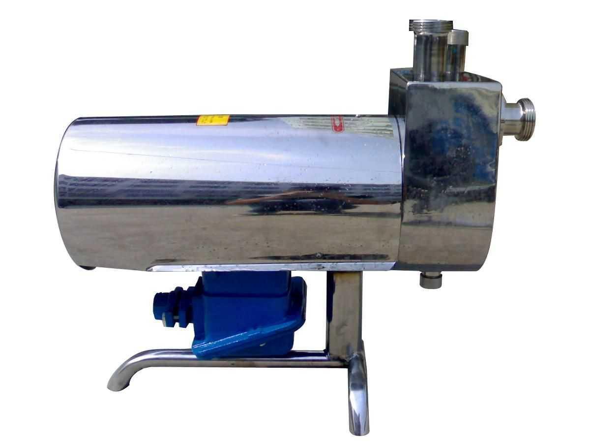 QGB卫生级防爆自吸泵