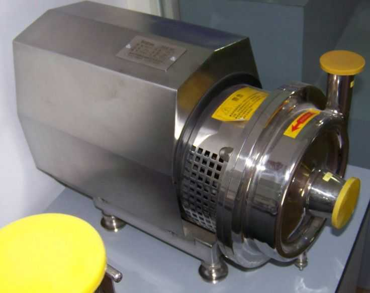 QG卫生级离心泵