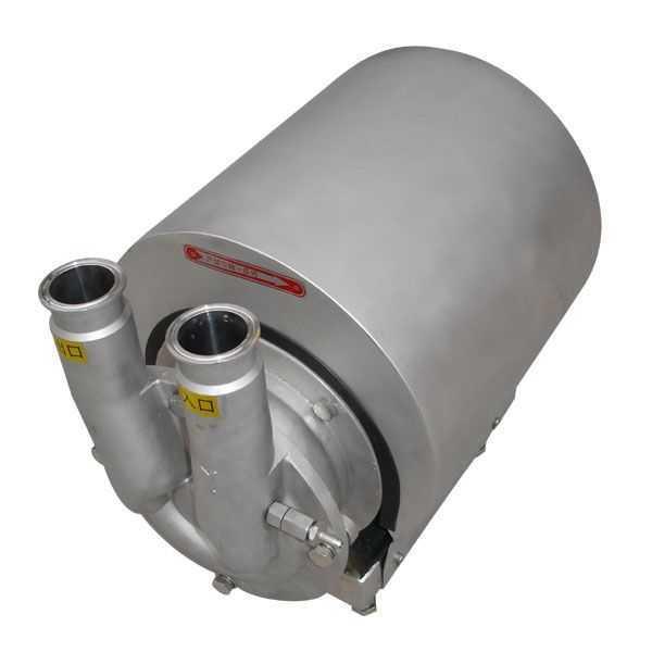 卫生级CIP回程自吸泵