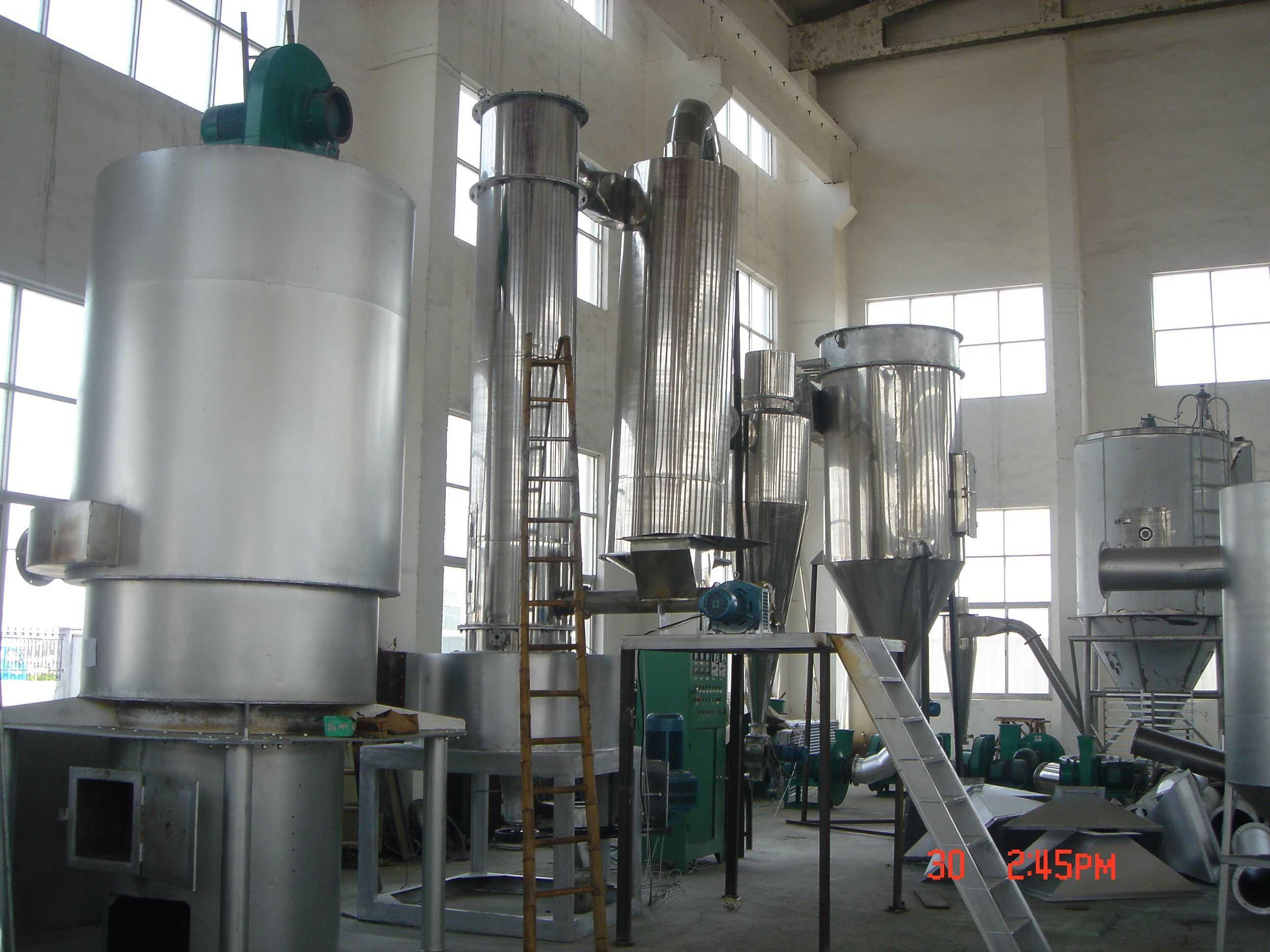 XSG系列 旋转闪蒸干燥机 常州市第二干燥设备厂
