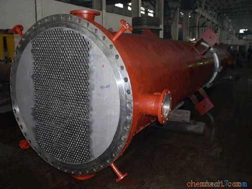 钛材丨碳钢换热器