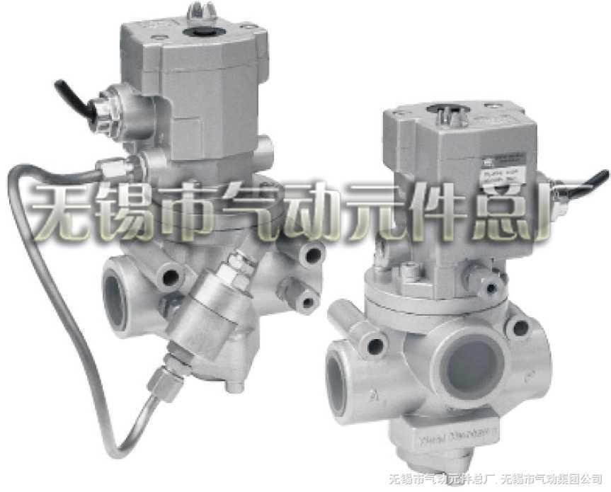 DF4系列反联锁电磁阀(压力机用) 无锡市气动元件总厂