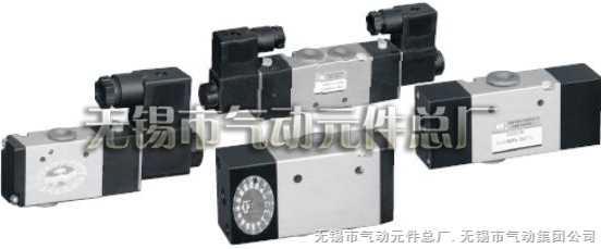 400系列电磁阀,气控阀(3A410-15)无锡市气动元件总厂