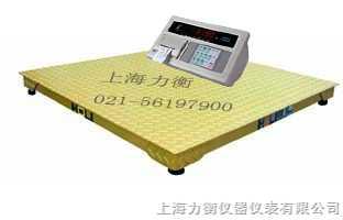 带打印电子地磅,单层电子地磅